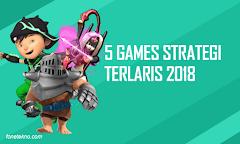 5 Games Strategi Perang Android Paling Laris Terbaru 2018