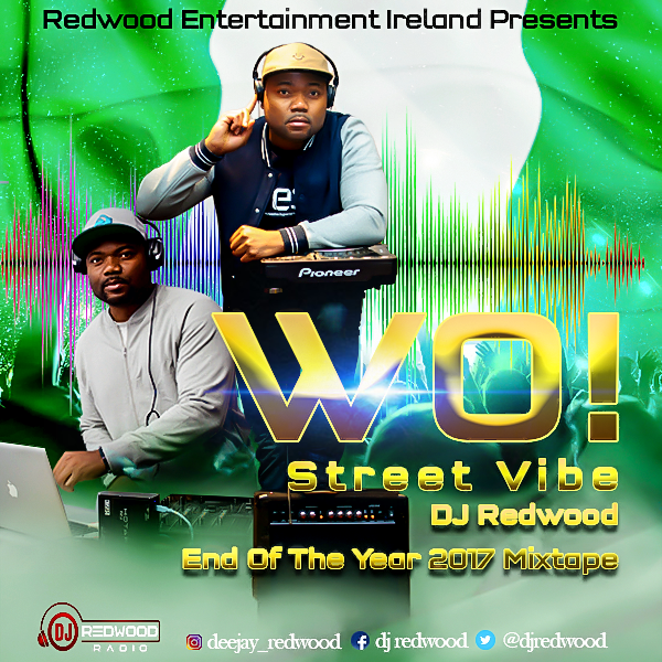 DJ Redwood blog