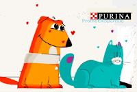 """Concorso Purina """"Insieme è meglio"""" : vinci gratis forniture annuali e ricevi un buono sconto in regalo"""