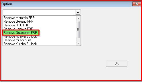 Huawei FRP Tool , Qualcomm FRP Tool , Spreadtrum FRP Tool