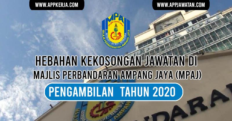 Jawatan Kosong Terkini di Majlis Perbandaran Ampang Jaya ...