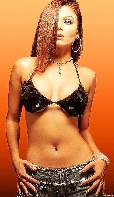 Rakhi Sawant Hot Nude Images