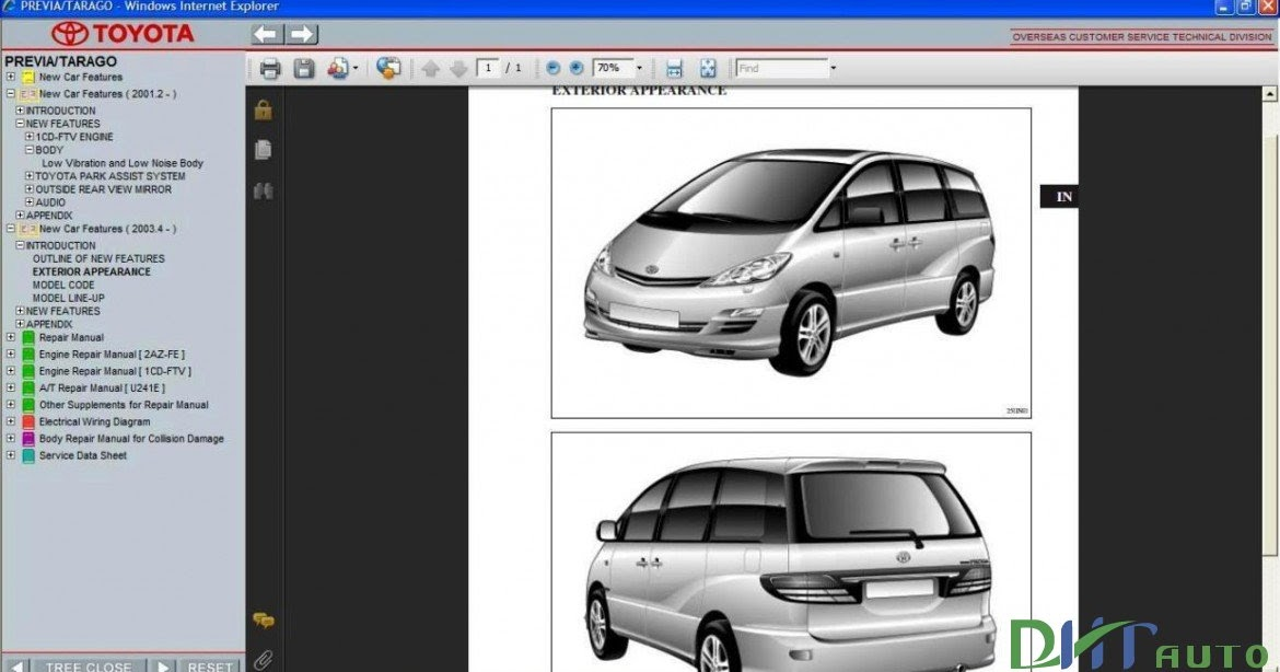 Toyota Previa Wiring Diagram Download All Kind Of Wiring Diagrams