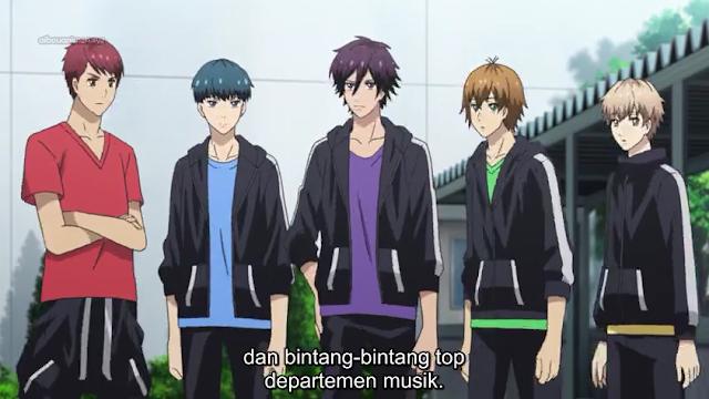 Starmyu Season 3 Episode 01 Subtitle Indonesia