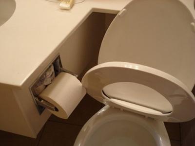 Installer correctement le PQ dans les WC