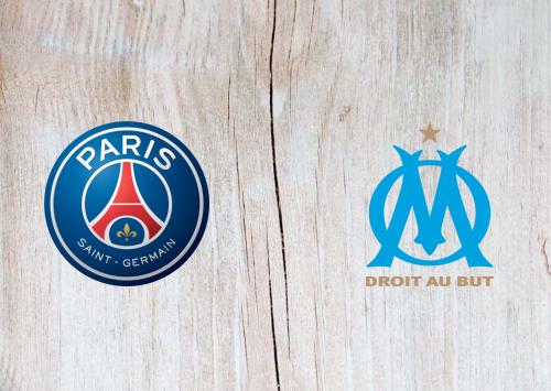 PSG vs Olympique Marseille -Highlights 13 September 2020