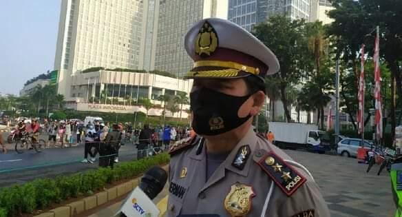 Sosialisasi Gage Hari Terakhir, Polisi Ingatkan Denda Rp 500 Ribu Bagi Pelanggar