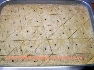 Μπακλαβάς παραδοσιακός - από «Τα φαγητά της γιαγιάς»