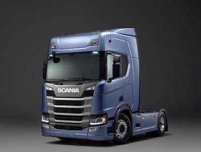 Scania anuncia chegada da Nova Geração de Caminhões