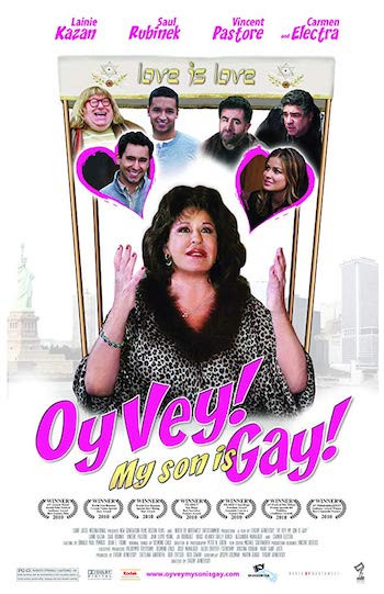 Oy Vey My Son Is Gay 2009 Hindi Dual Audio WEB-DL 300Mb 480p