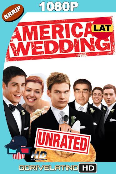 American Pie 3: La Boda (2003) UNRATED BRRip 1080p Latino-Ingles MKV