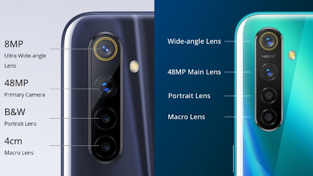Realme Narzo vs Realme 5 Pro Kamera