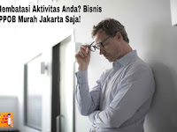 PSBB Membatasi Aktivitas Anda? Bisnis PPOB Murah Jakarta Saja!