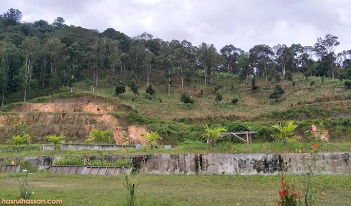 Dusun Durian FarmStay Relau Bandar Baharu