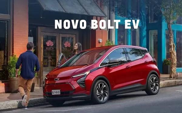 Novo Chevrolet Bolt 2022: preço na pré-venda R$ 317 mil - Brasil