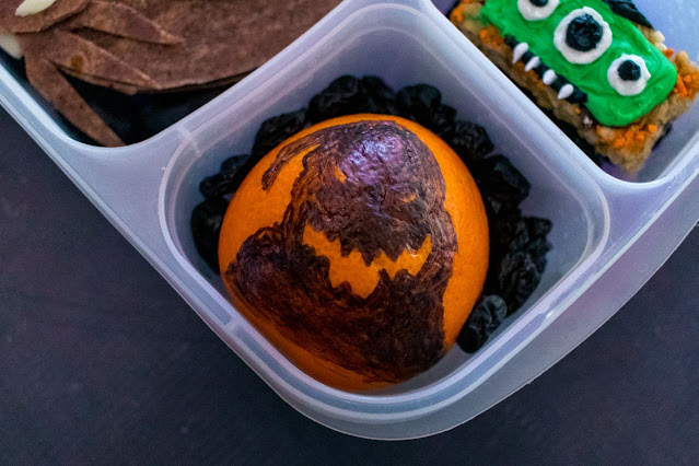How to Make a Disney's The Nightmare Before Christmas Jack Skellington Lunch