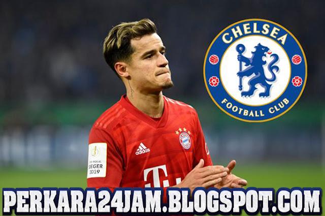 Klub Chelsea Disarankan Untuk Tidak Beli Mahal Coutinho