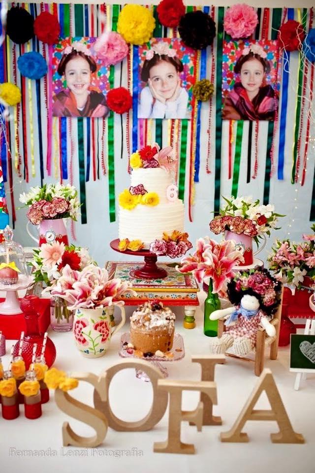 Matrimonio Tema Frida Kahlo : Decora tu fiesta al estilo frida kahlo artes davinci