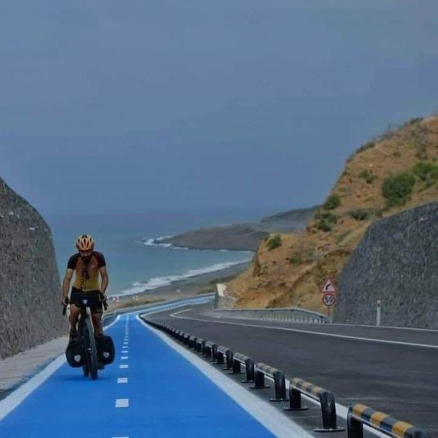Τουρκία: Ποδηλατόδρομος μήκους 26 χλμ. σπάει το παγκόσμιο ρεκόρ