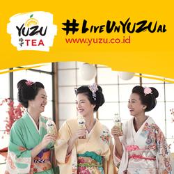 Pilihan Rasa Minuman Yuzu Menyegarkan Tubuh