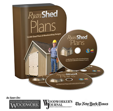 My Shed Plans  - CB Product Reviews