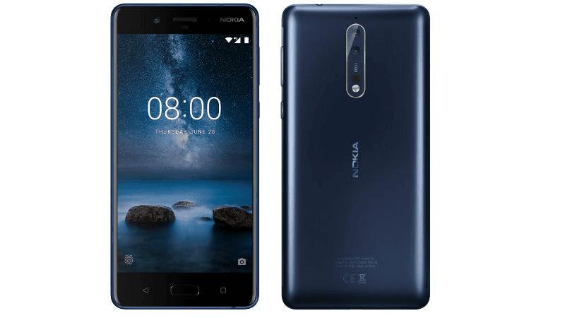Nokia 8 Sirroco