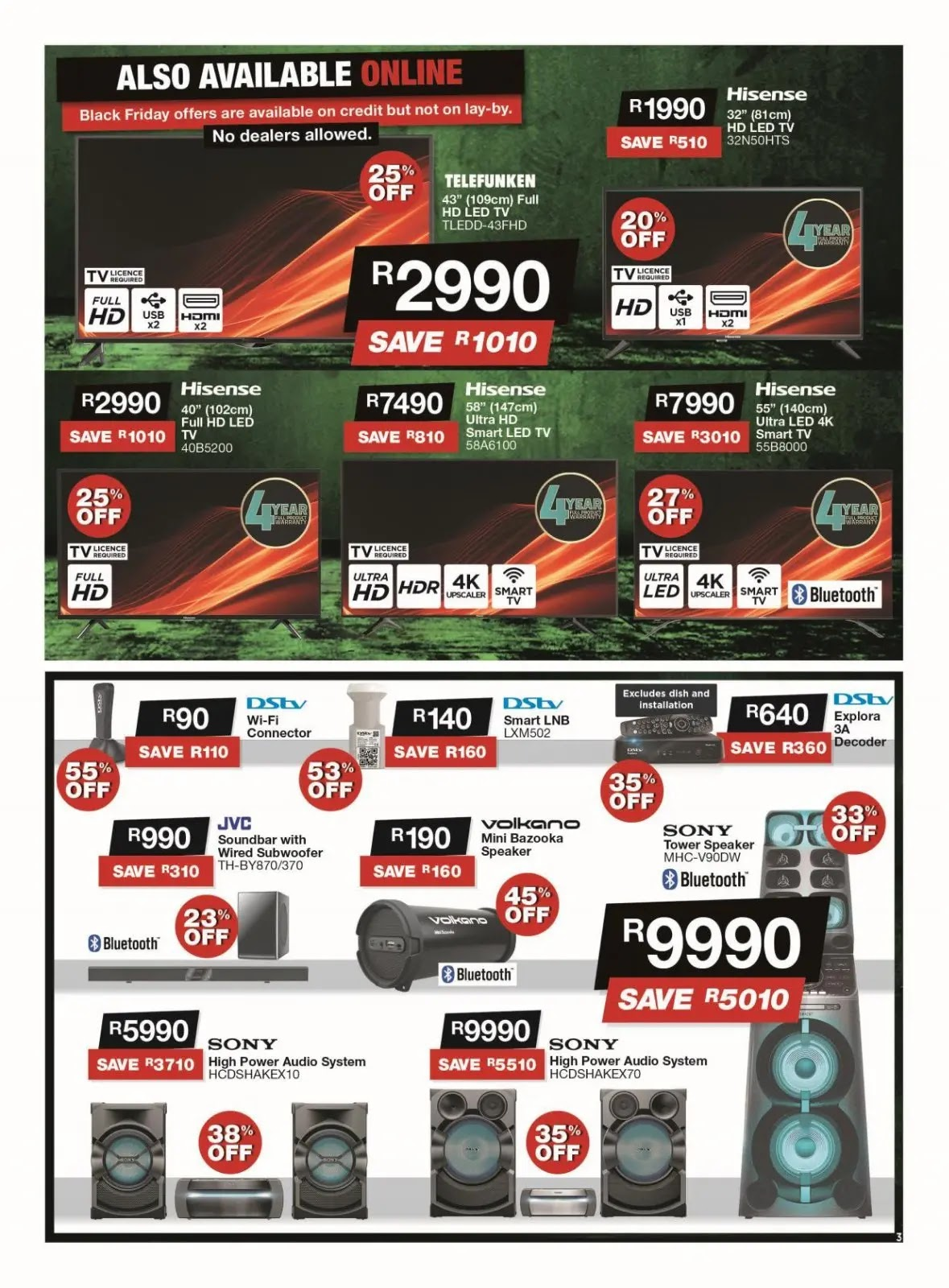 House & Home Black Friday Deals Page 3