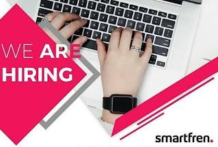 Smartfren Kudus Membuka Loker Sebagai Admin Sales Cluster