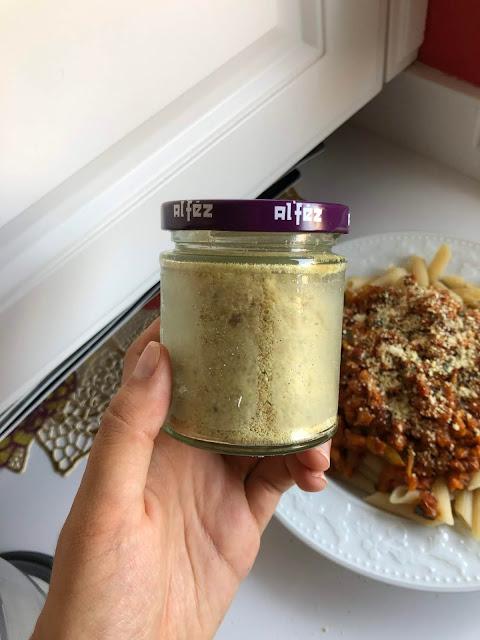 Parmesano Vegano Casero | Rawmesano