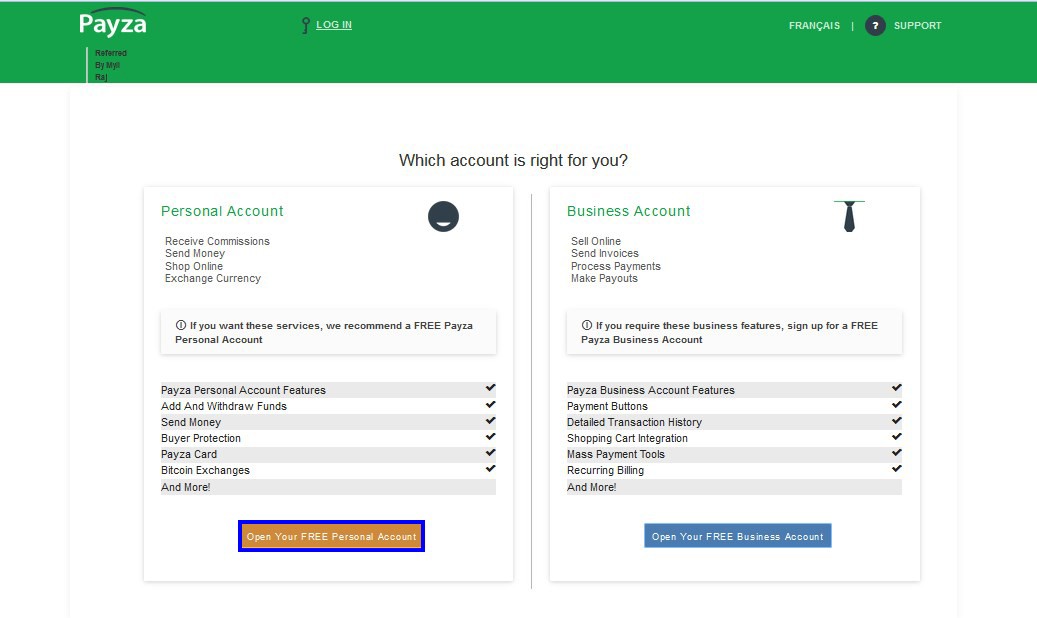 Payza Review - How to Create a Payza Account and verify my account