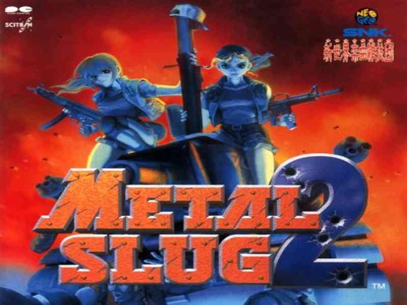 Metal Slug 2 Game Download Free For PC Full Version ...