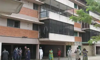 EFCC releases Diezani Allison-Madueke's  property to Lagos as  COVID-19 isolation centre