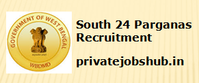 South 24 Parganas Recruitment