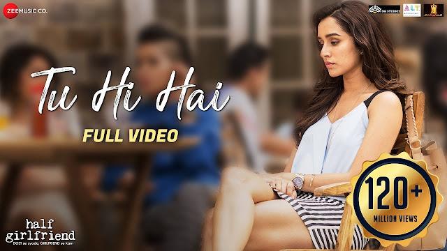 Tu Hi Hai Song lyrics