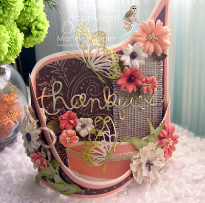 Bendi Thanksgiving card last view