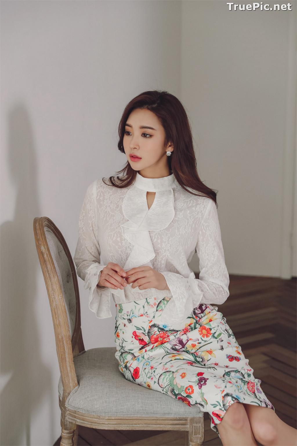 Image Korean Beautiful Model – Park Da Hyun – Fashion Photography #1 - TruePic.net - Picture-10