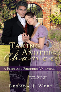 Book cover: Taking Another Chance by Brenda Webb