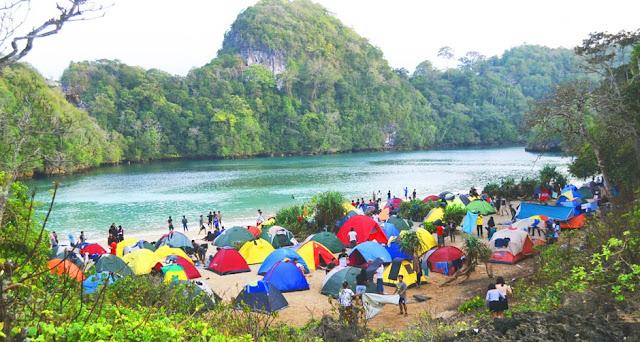 Destinasi Pulau Sempu