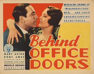 Película Behind Office Doors Online