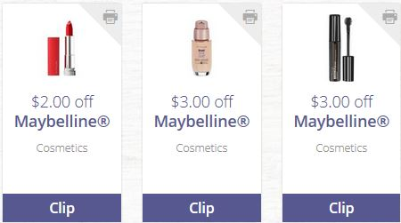 FREE Maybelline Lip Gloss at CVS - 6/2-6/8