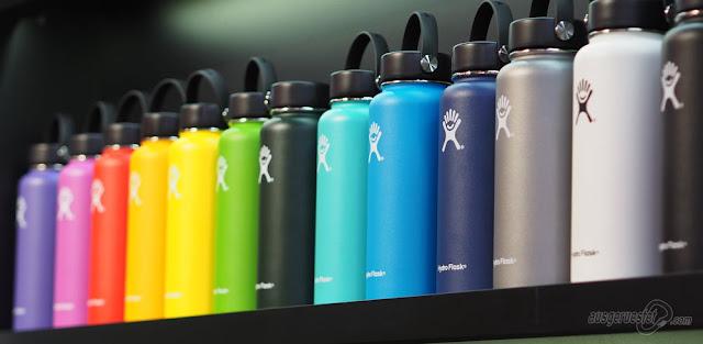Hydroflask Flaschen