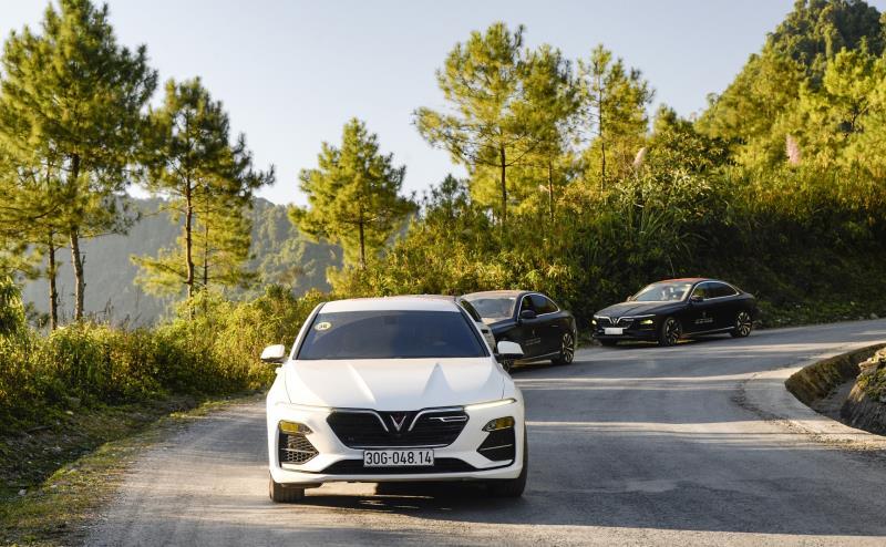 Bất ngờ số lượng xe VinFast đăng kiểm 3 tháng đầu năm