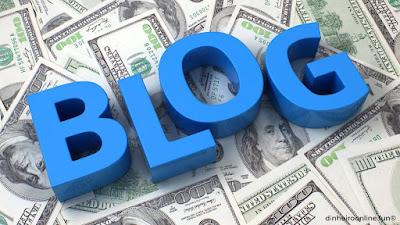 como ganhar dinheiro blog