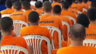 Em Chapadinha, 24 presos da UPR são beneficiados com a saída temporária para o Dia das Crianças.