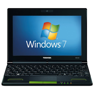 Netbook Elegante Toshiba