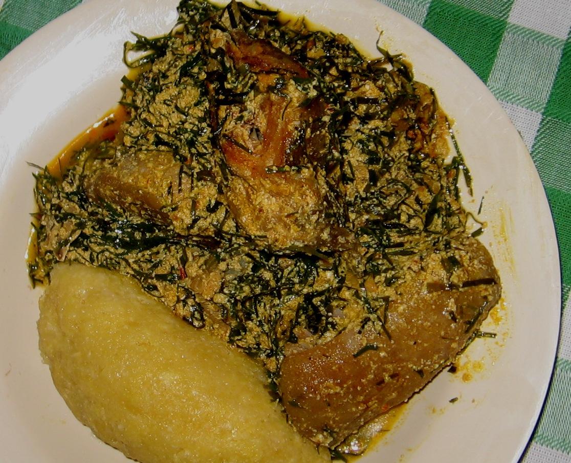 Image result for okazi soup