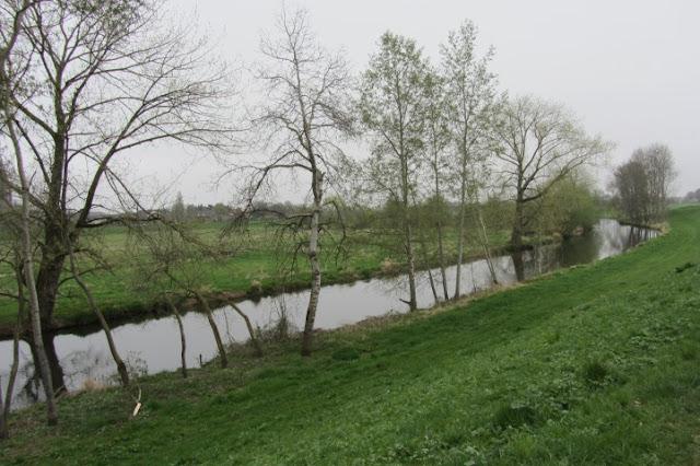 Gennep - riviertje De Niers