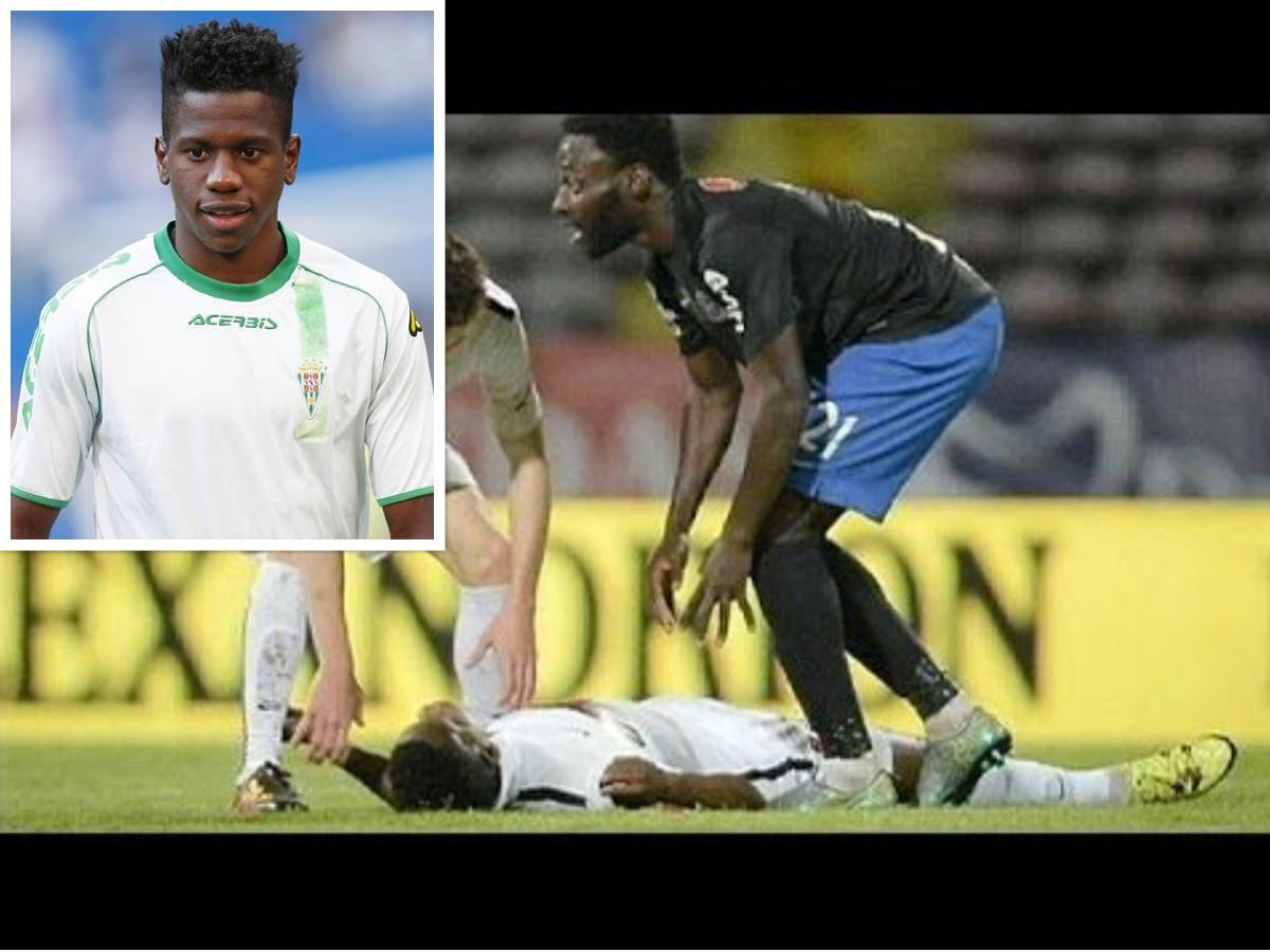 Patrick Ekeng death