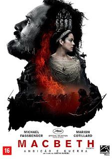 Macbeth: Ambição e Guerra - BDRip Dual Áudio