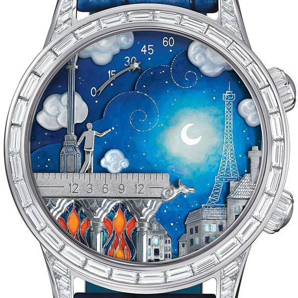 Examples of the Most Creative Watches in the World